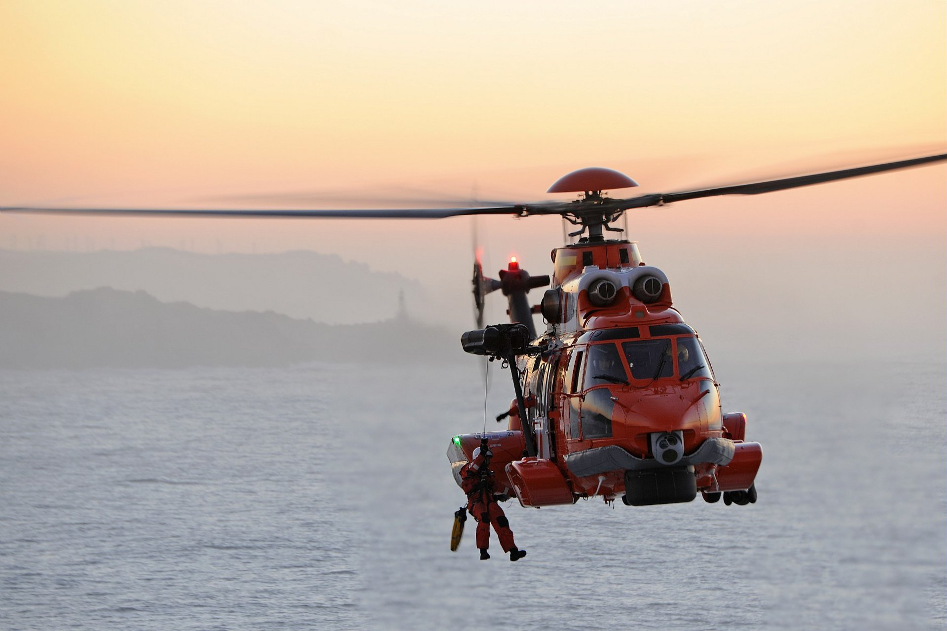 Super Puma safety