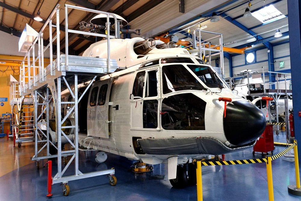 H225 Full-size Mock-Up