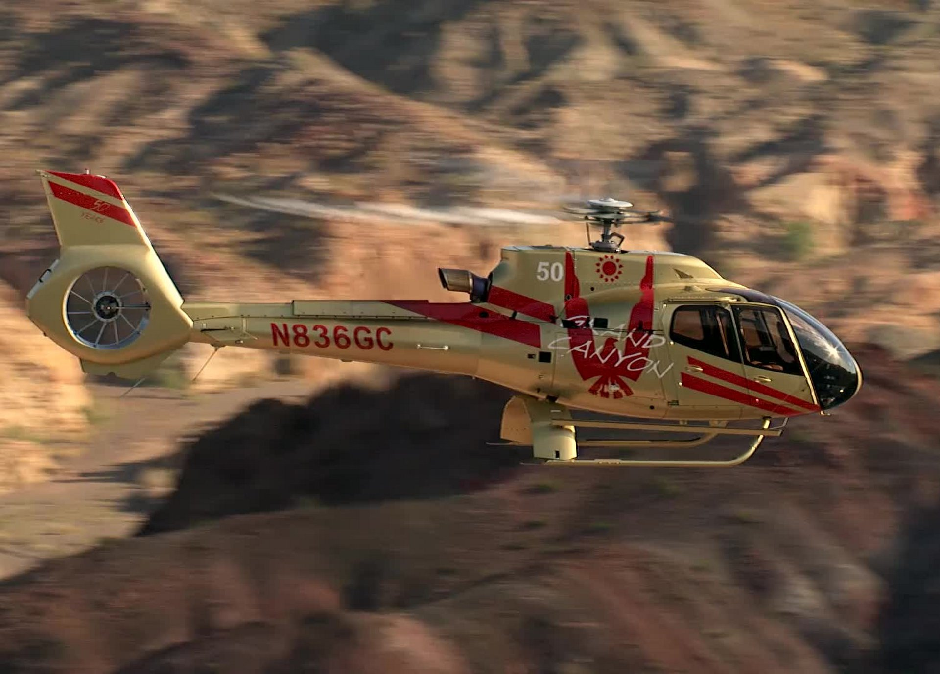 Papillon H130 Airbus Helicopters 1