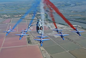 X3 takes to the skies with PAF