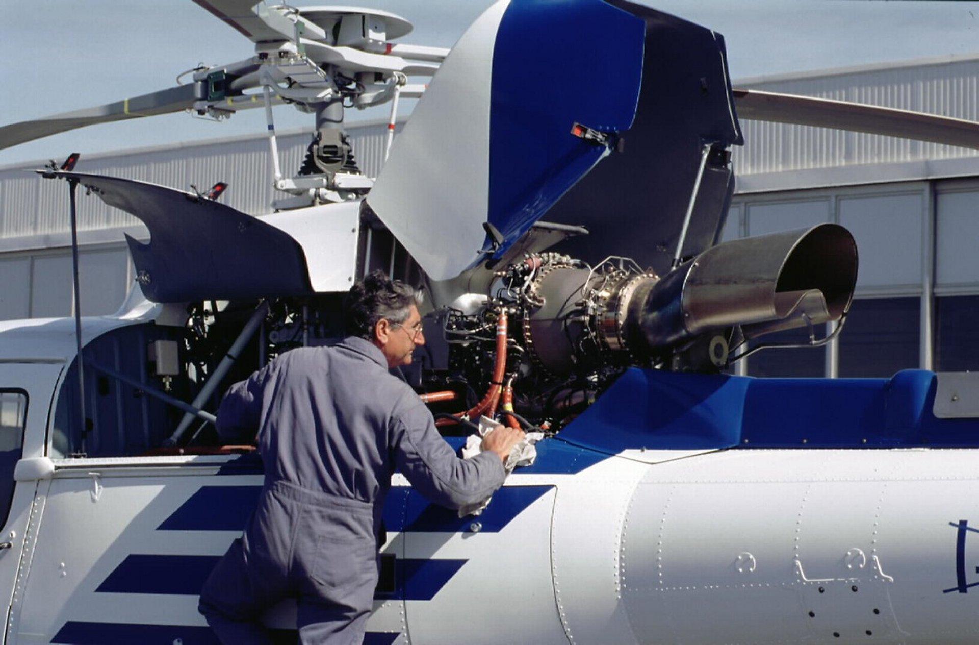 Airframe Type Examination on Single-Engine Helicopters + Refresh