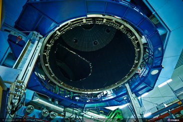 Thermal Vacuum Test Chamber