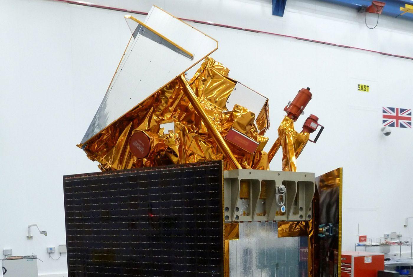 Airbus-built Sentinel-5 Precursor satellite ready for launch