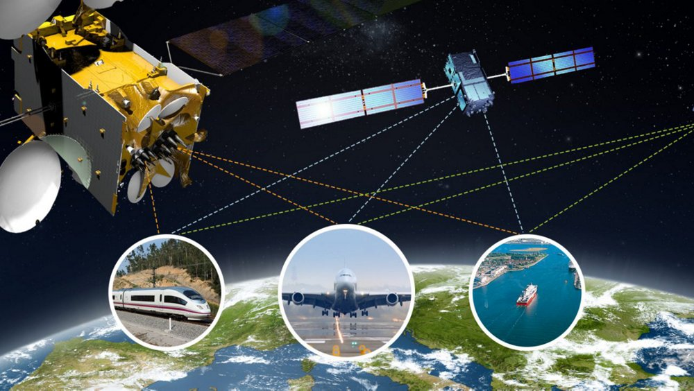 Developed by Airbus Defence and Space, EGNOS V3 is the second generation of the European Satellite Based Augmentation System for GPS and Galileo.