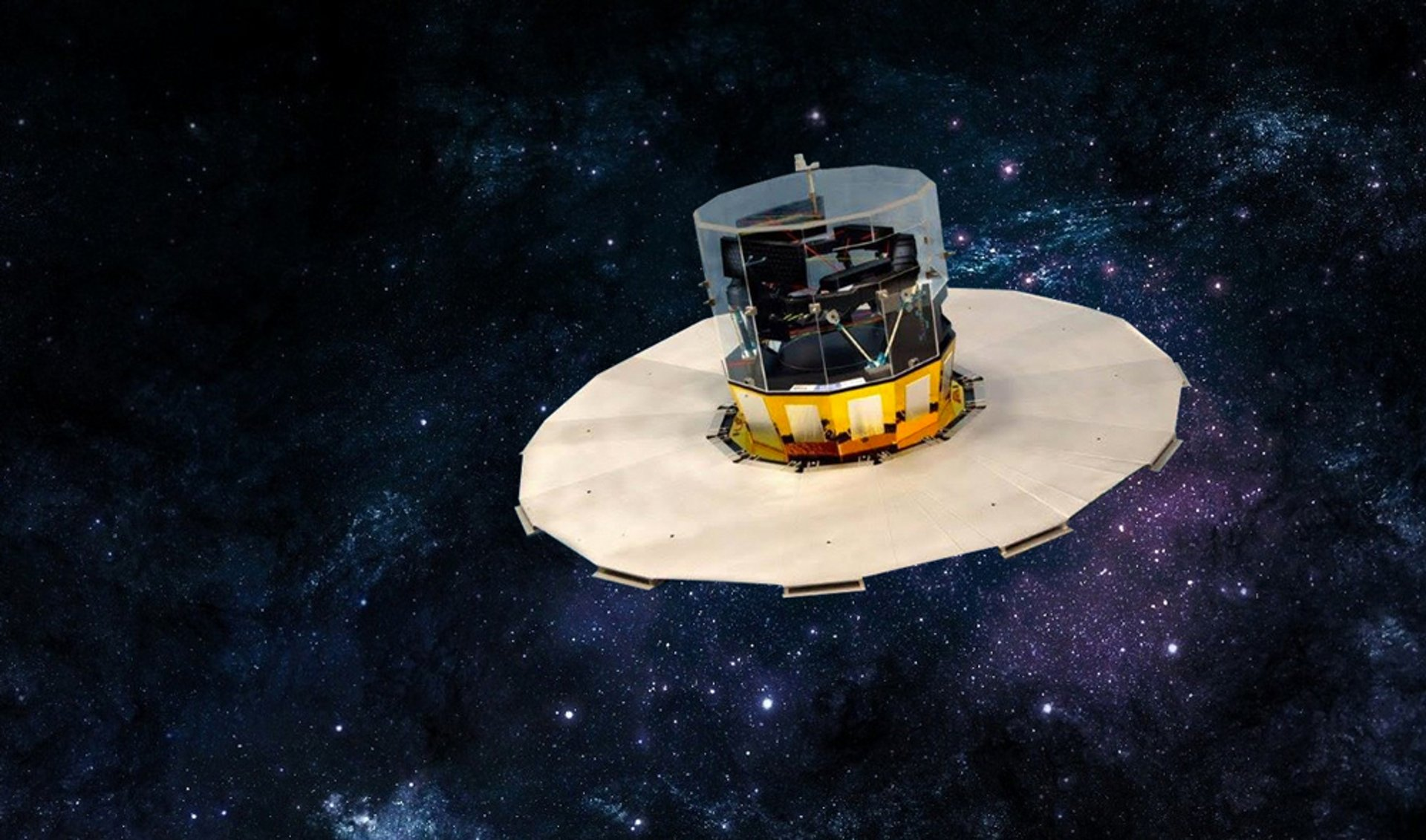 Space Surveyor Gaia