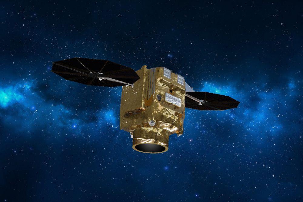 Pleiades Neo Satellite