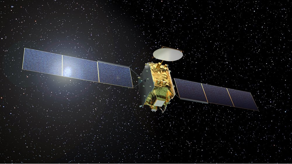 Web Space Telecommunications Satellite Eutelsat Quantum