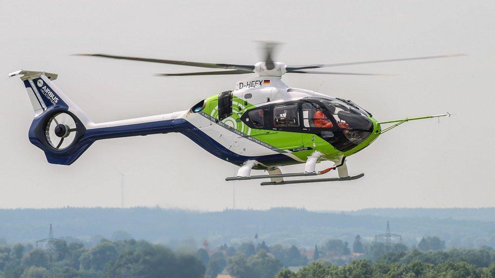 Bluecopter Demonstrator