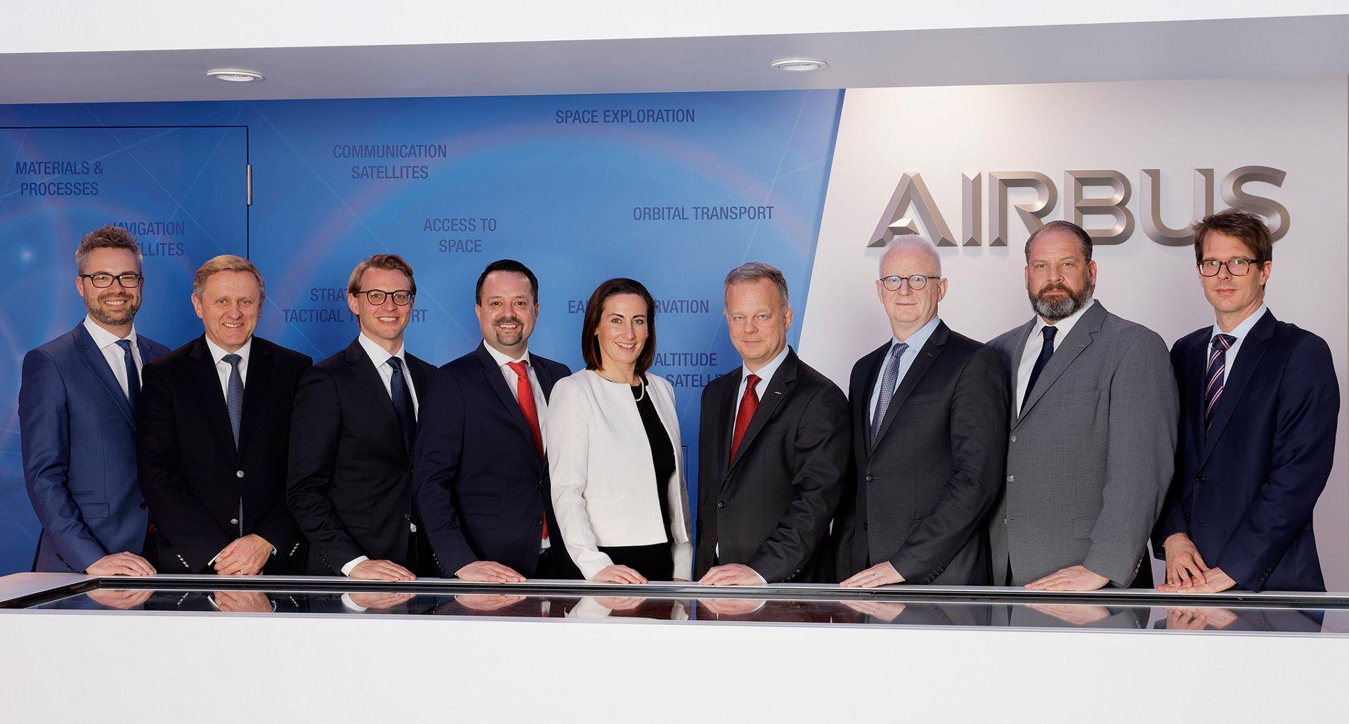 Your Airbus Hub@Berlin Team