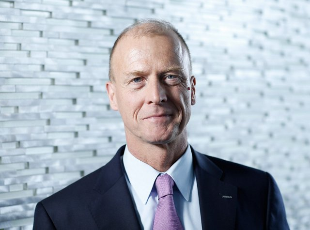 CEO Tom Enders