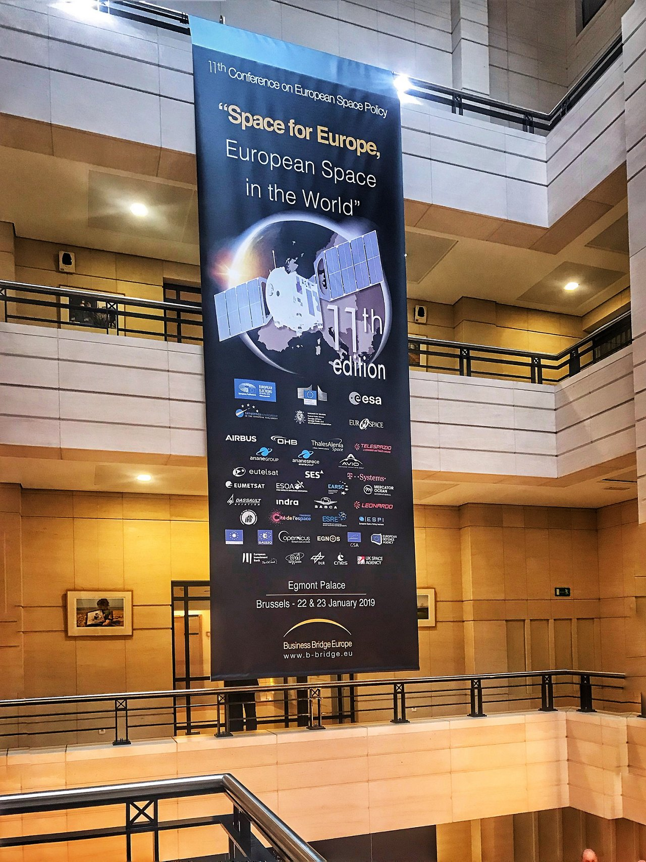 Defending Europe's leadership: 11th Conference on European Space Policy