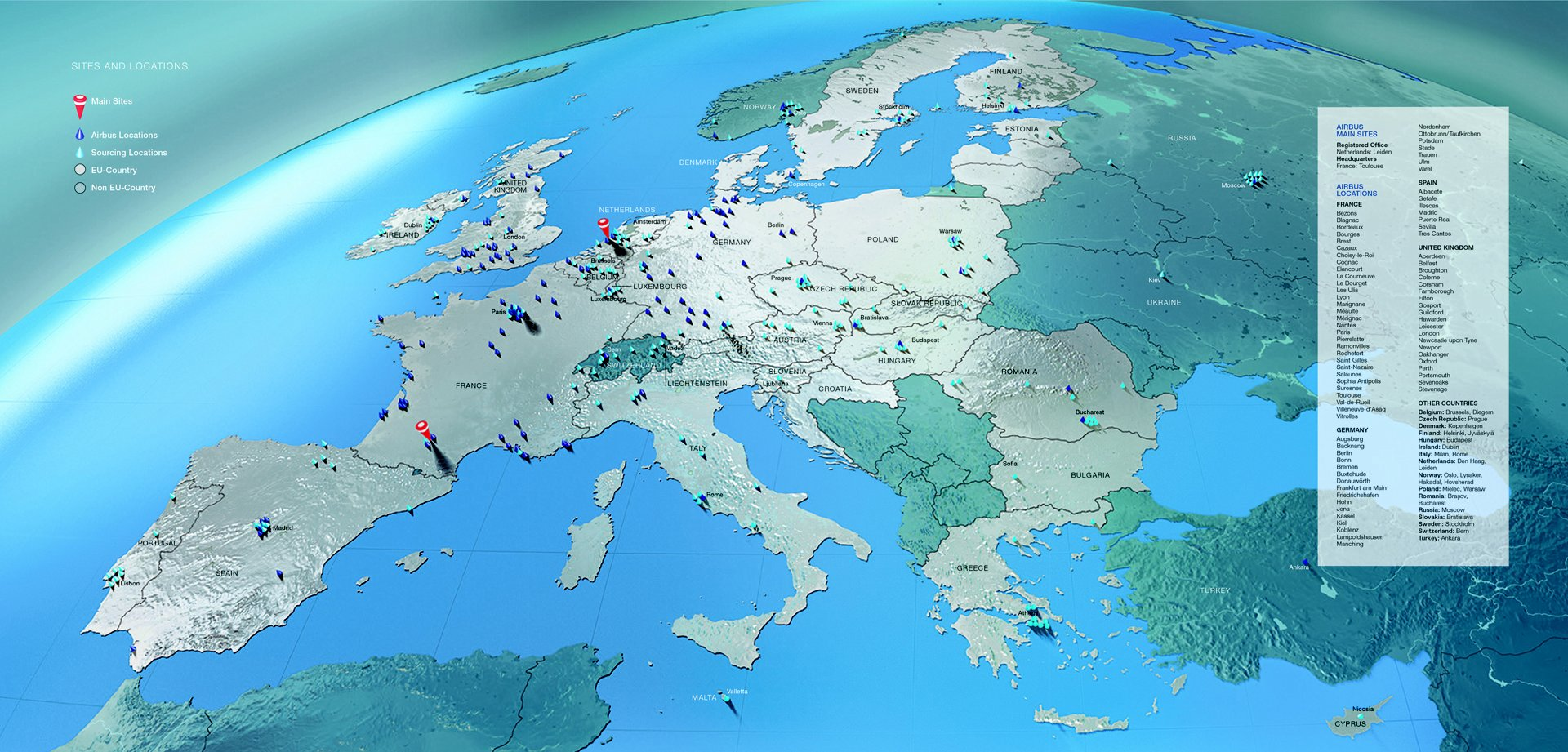 Map-Airbus-in-EUROPE