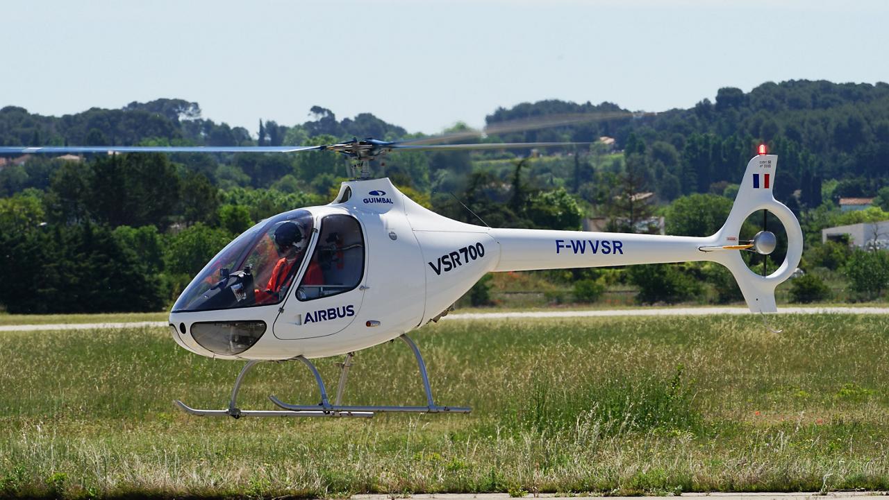 VSR700: first flight