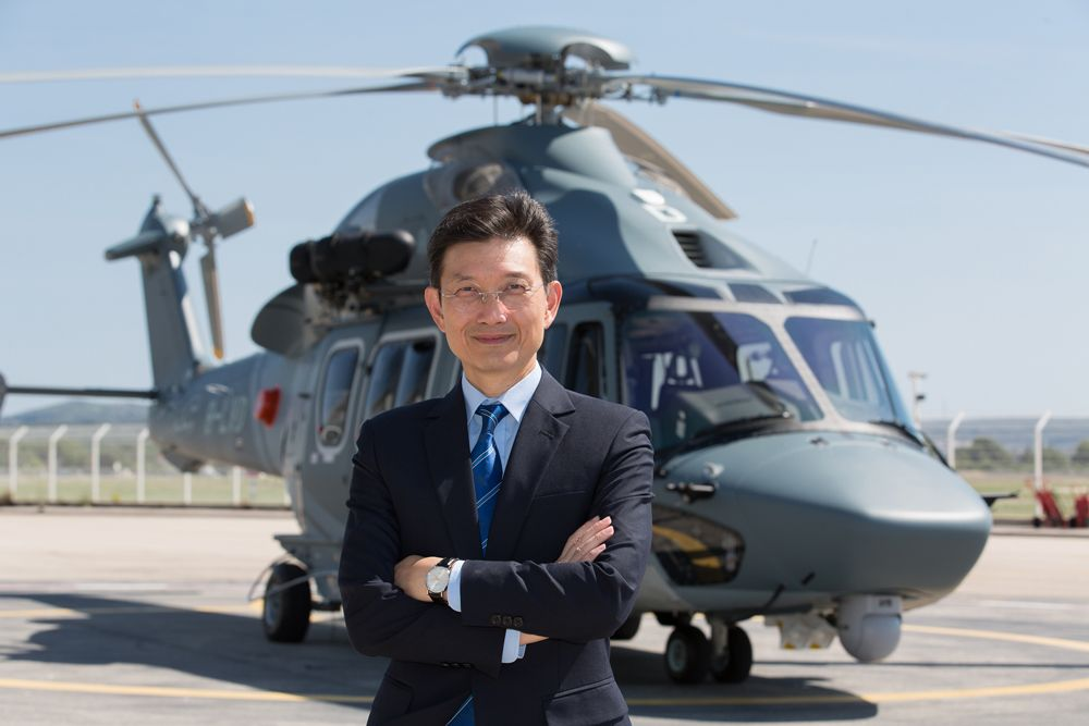 Michael Chan, Head of GFS