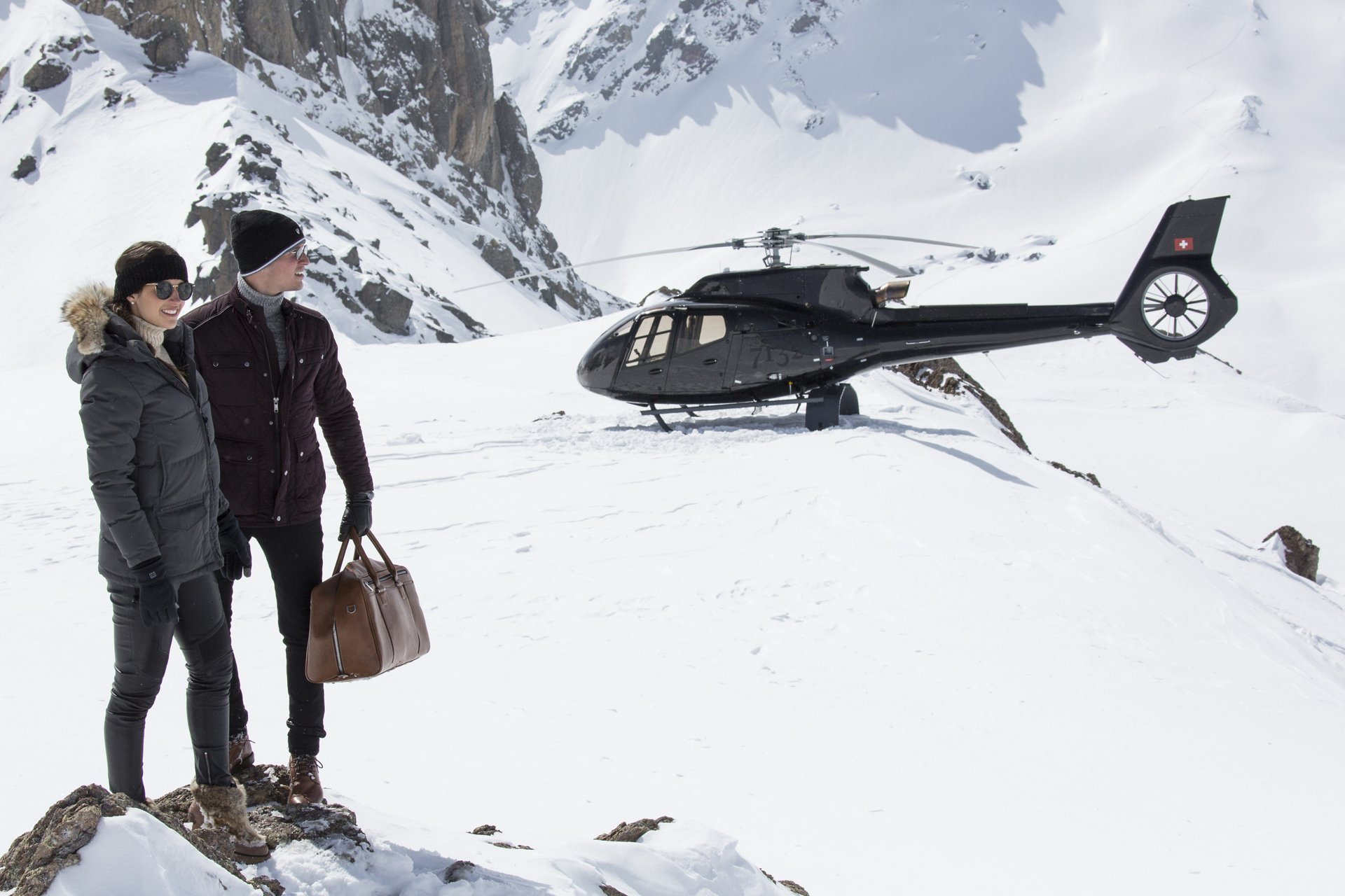 Fast, comfortable, convenient and secluded – it's easy to see the appeal of private helicopter travel.