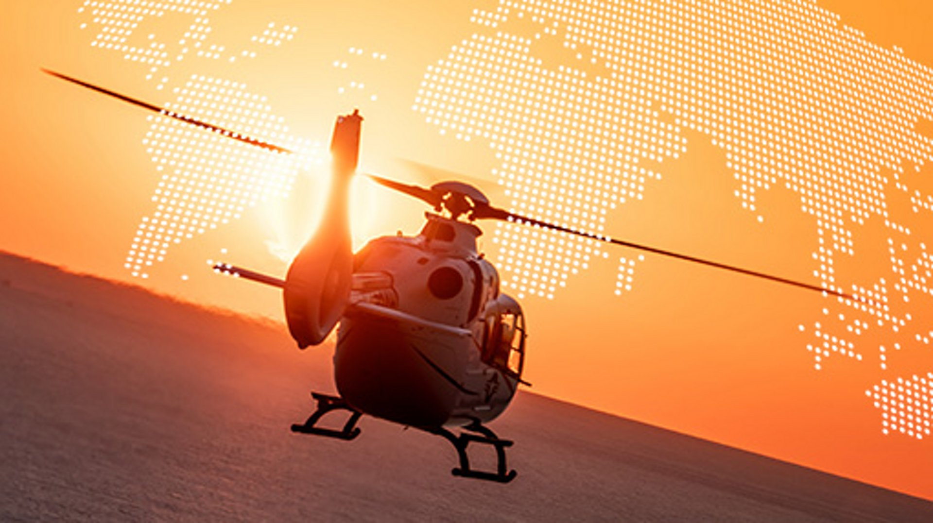 Each of the international centres offers local solutions for the full range of Airbus helicopter products. No matter the location, customers will find the service they need from a certified member of the company's network nearby.