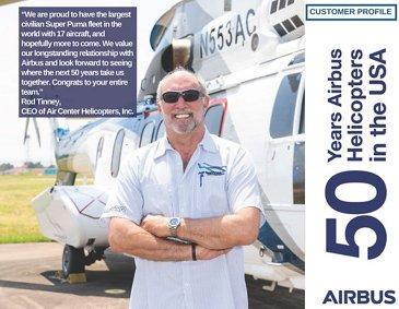 Rod Tinney - Customer Profile