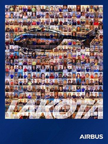 Lakota Employee Poster