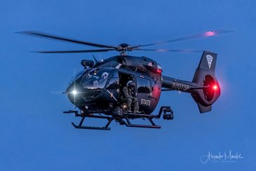 New Mexico State Police H145
