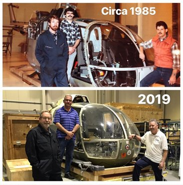 From Pennsylvania to Texas, nearly 30 years later
