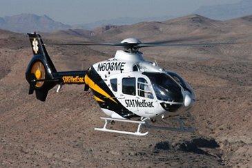STATMedEvac EC135
