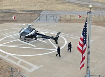 Oklahoma Police Department H125