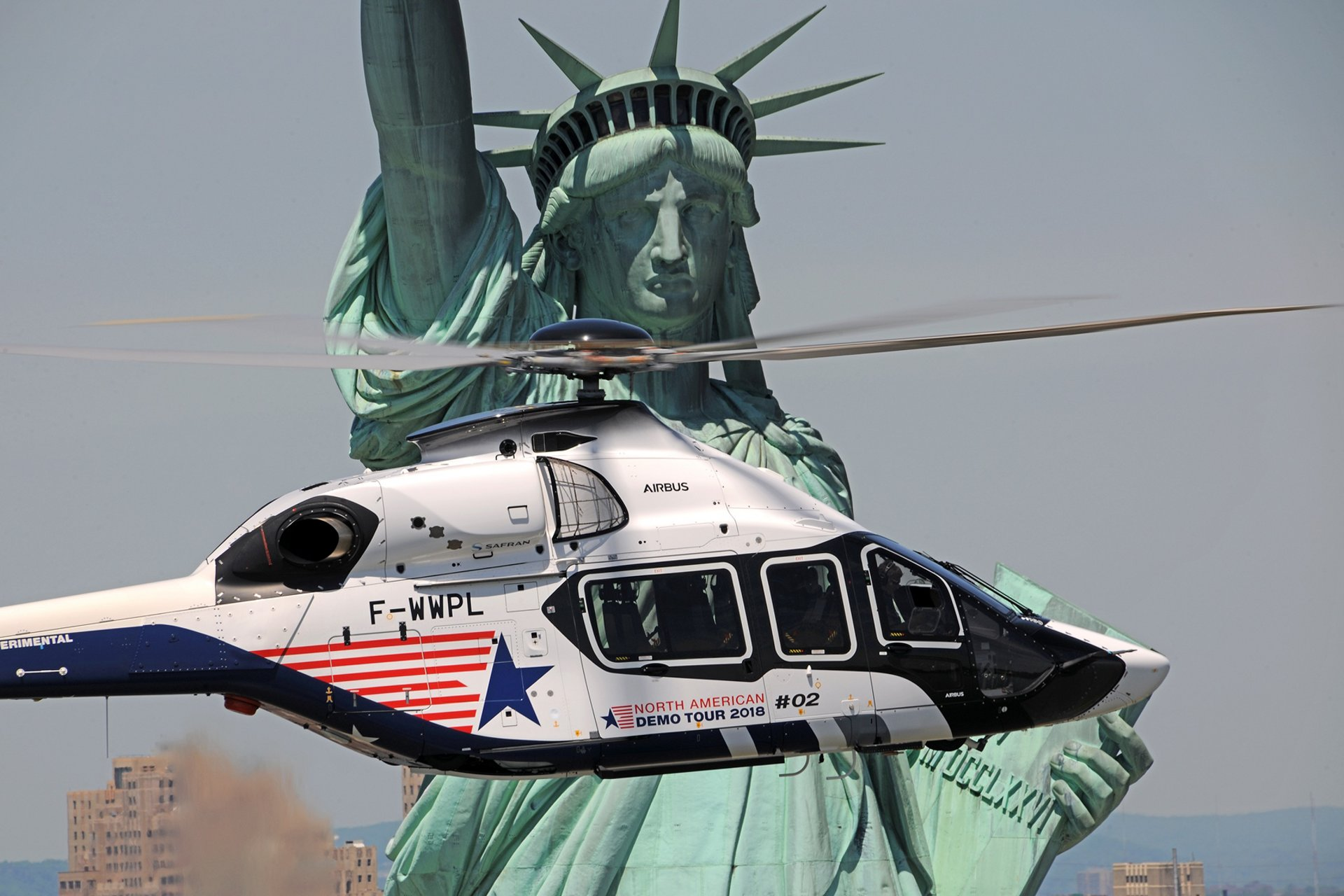 50 years Airbus Helicopters in the USA