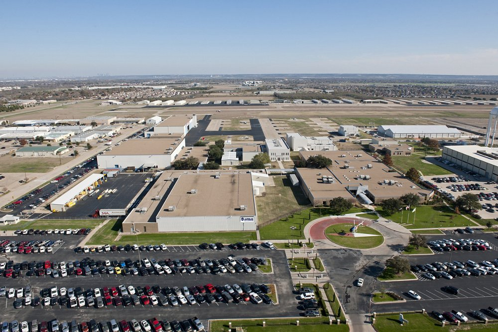 Airbus Helicopters Inc Grand Prairie Location