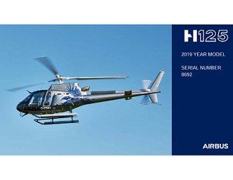 Raven, H125, SN8692, Yr 2019 -  Sales Brochure