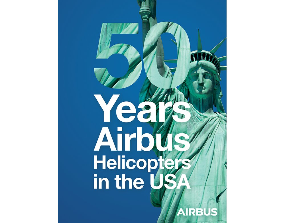 In 2019 Airbus Helicopters, Inc. will celebrate its 50 years in the USA