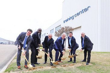 Airbus Helicopters And Helisim Break Ground On North America