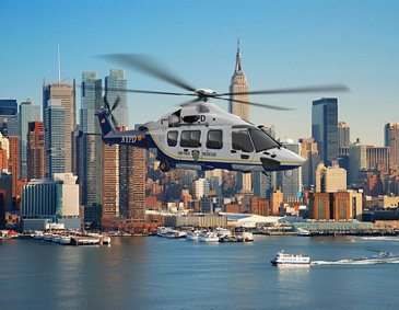 NYPD H175 NYC