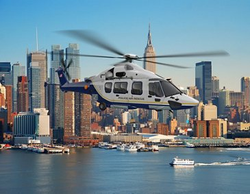 NYPD H175 Hero Shot 1