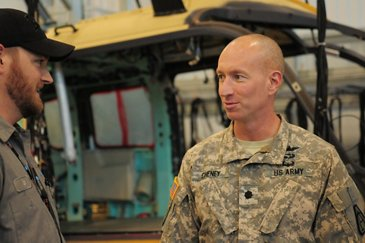 U.S. Army Lakota program manager reflects on successful collaboration