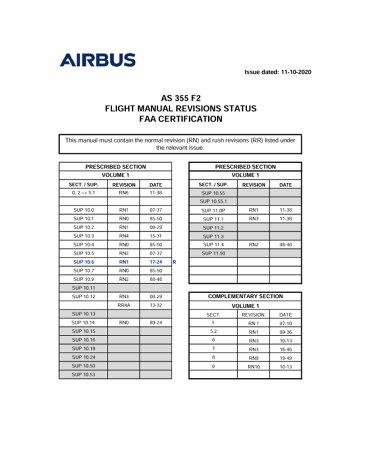 AS355 F2 FLM SRD