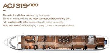 ACJ319neo Layout