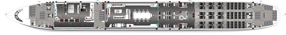 ACJ350 Concept Layout