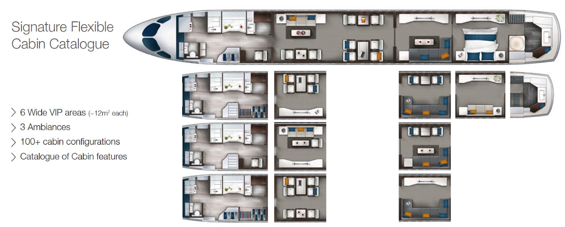 Flexible Cabin Catalogue