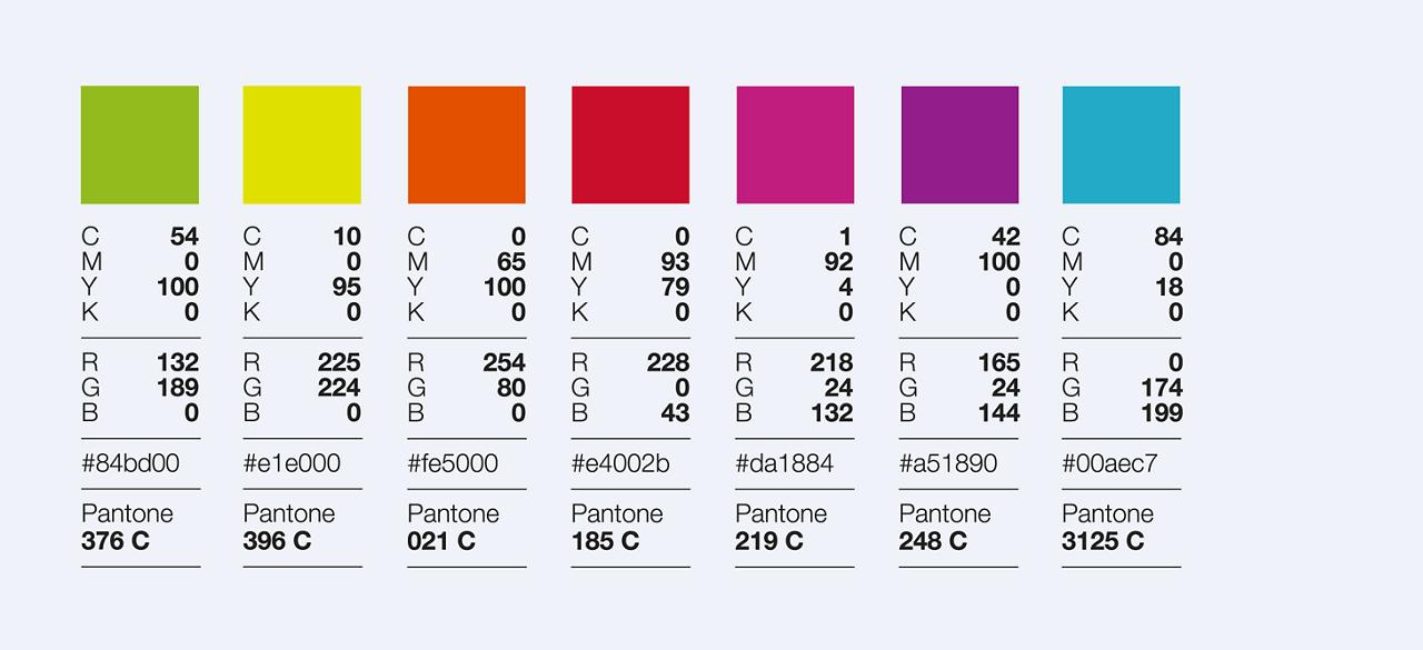 Colours Palette 02V 01