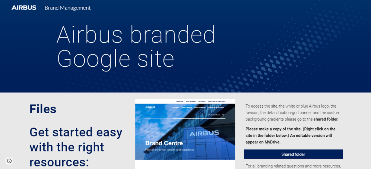 Google Sites 1