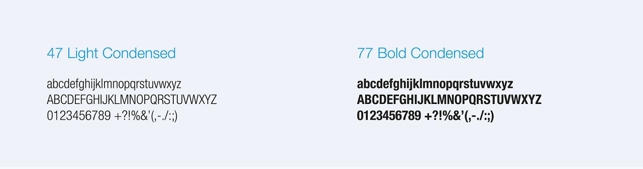 Font Helvetica 03