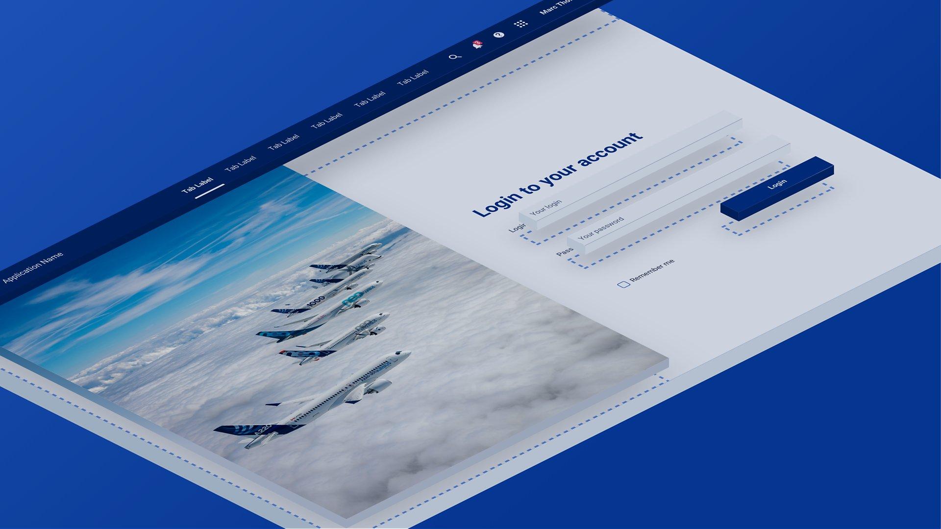 Airbus Design System