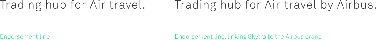 Skytra Endorsement