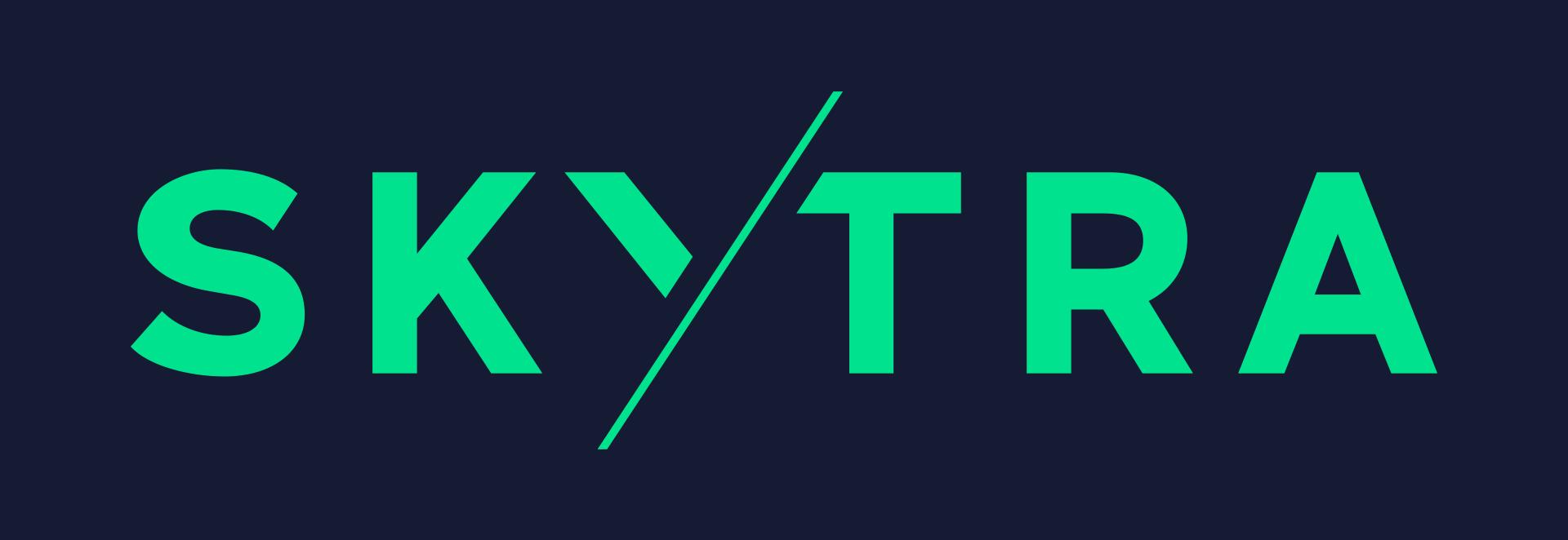 Skytra Wordmark