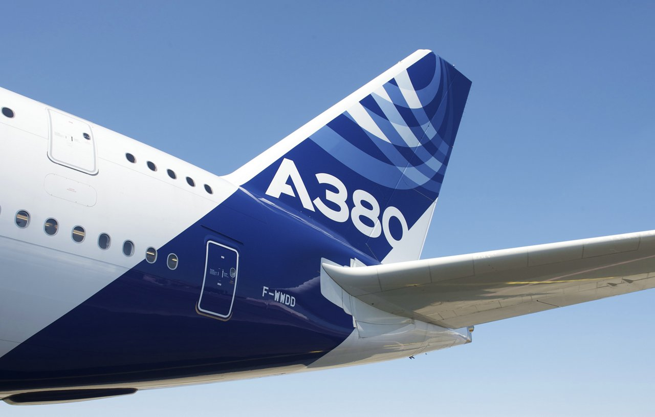Aircraft Livery A380