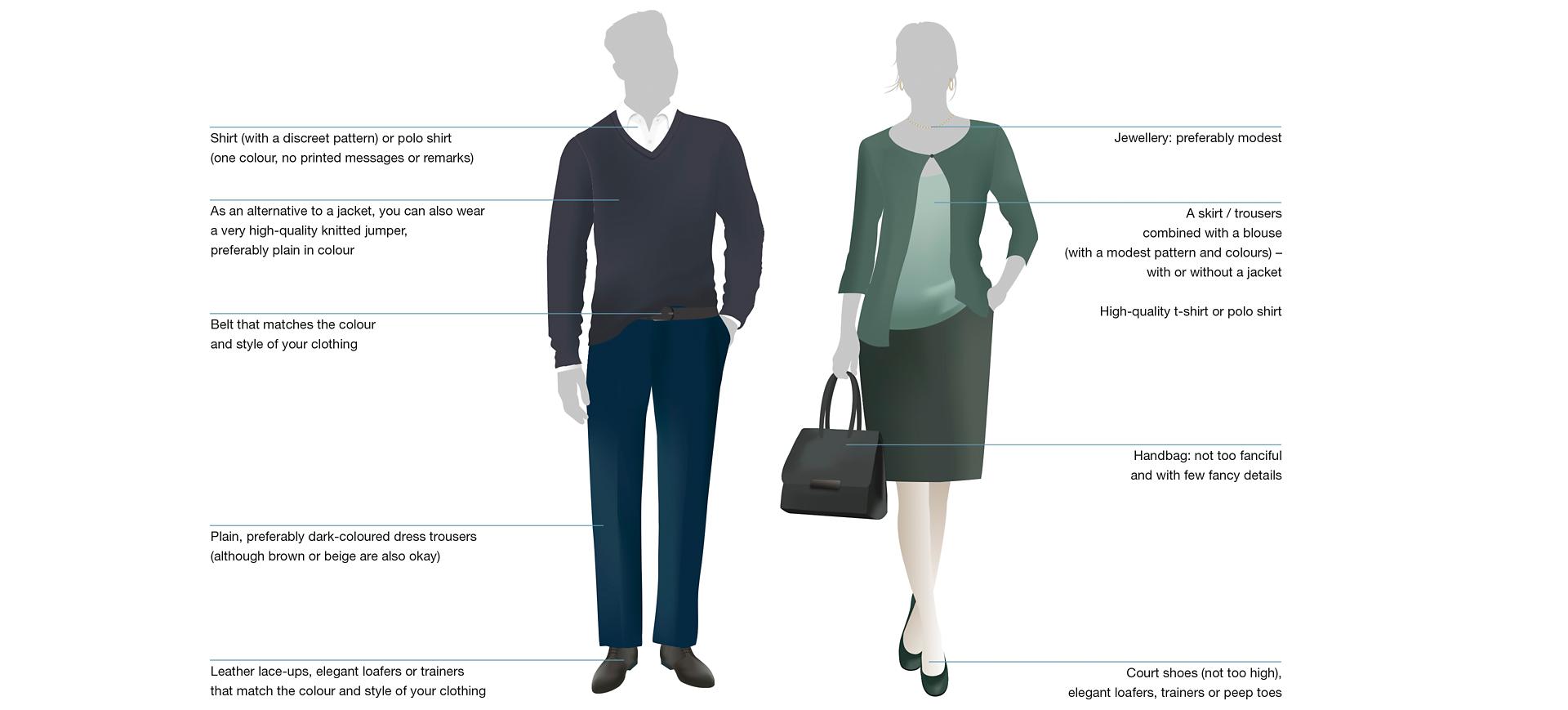 Dress Code Smart Casual 2