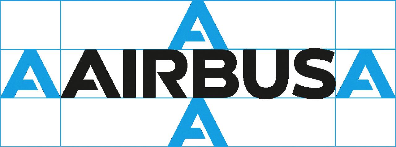 Airbus Logo Exclusion Zone