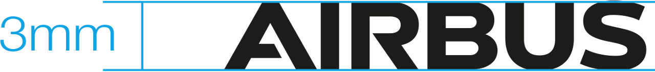 Airbus Logo Minimum Size