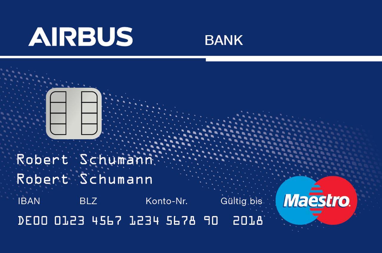 Airbus Bank Banking Materials 1