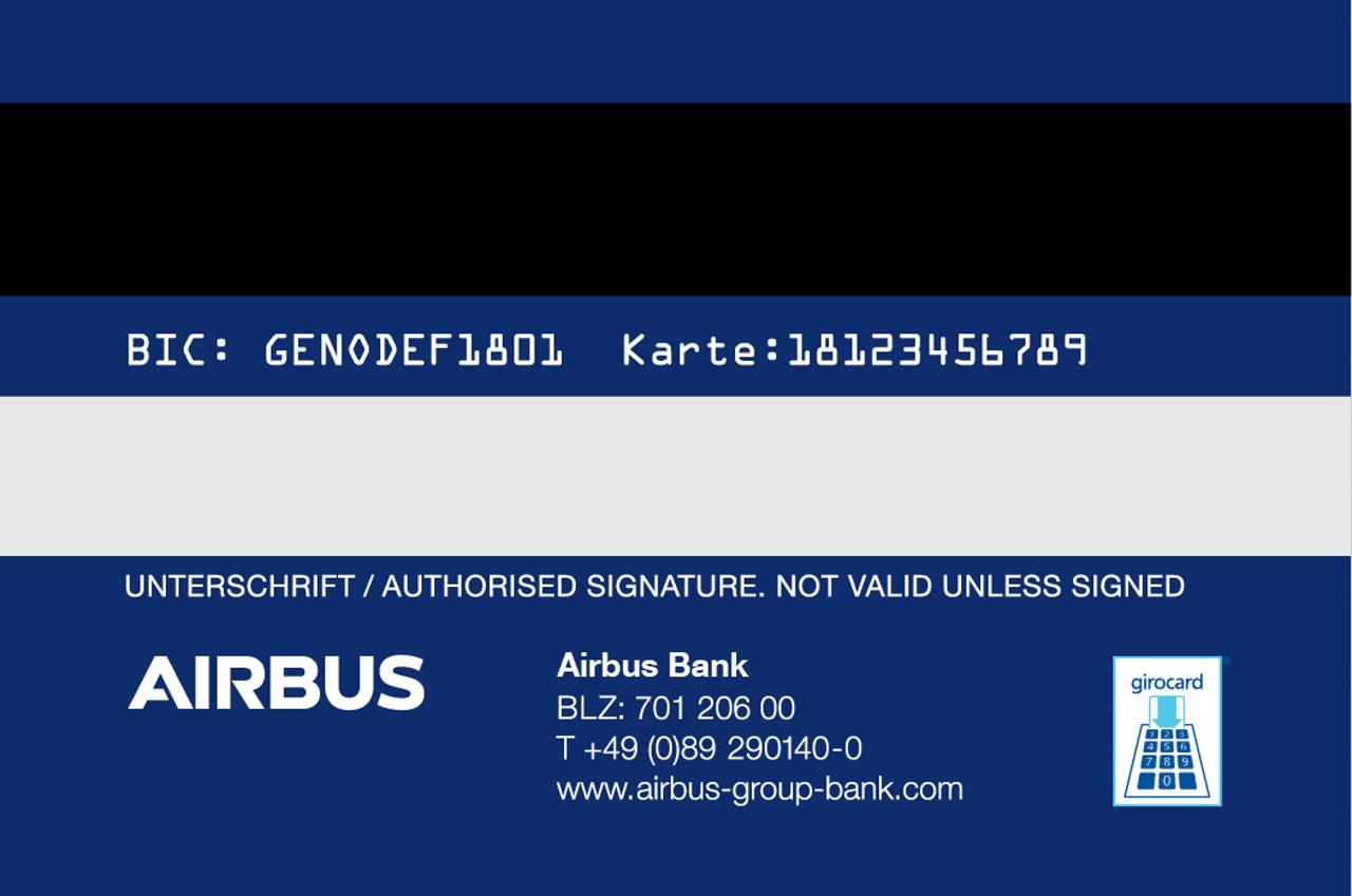 Airbus Bank Banking Materials 2